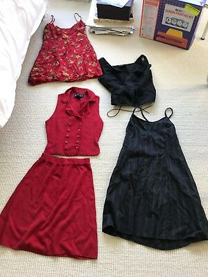 Ralph By Ralph Lauren, Vintage 1990's Mixed Lot, S To Fit XS