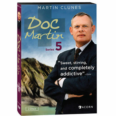 Doc Martin: Series 5 - All 8 Episodes on 2 DVDs - Region 1 (US & Canada)