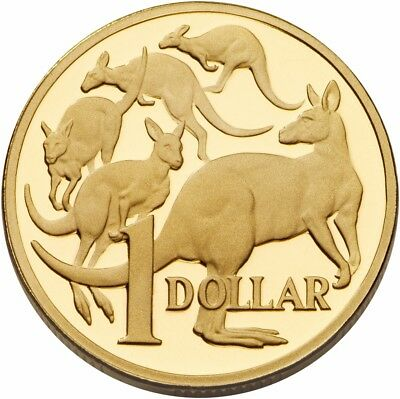 2018 Australian $1 Coin Uncirculated Mint Condition