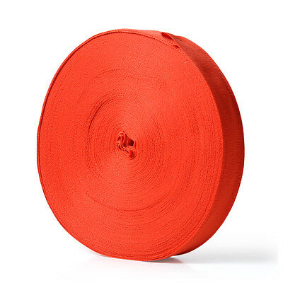 New Red Nylon Strap Webbing Camping Strapping 10 Yards Length 1 inch(25mm) Width