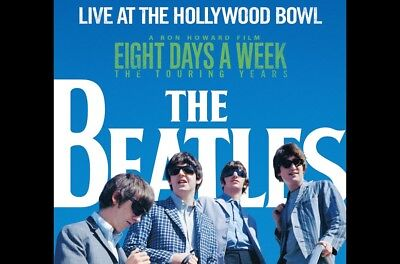 """CD THE BEATLES """"LIVE AT THE HOLLYWOOD BOWL"""". Nuovo sigillato"""