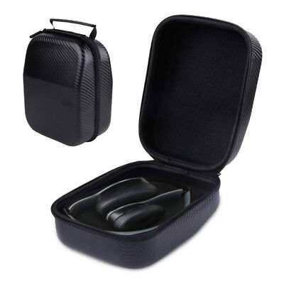 Protable Headset Earphone Key Hard Case Carry Protect Package Bag Storage Box