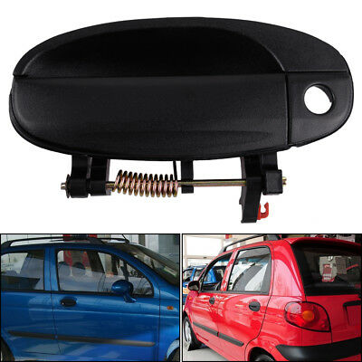 New Outer Door Handle Rear Left Side For 04-06 Chevy Aveo Pontiac Wave GM1520139
