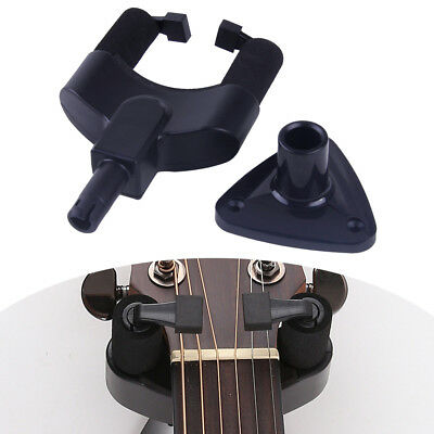 1x Guitar Wall Mount Hanger Stand Holder Hooks Display Acoustic Electric Bass
