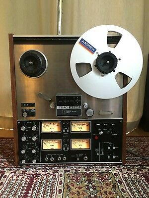 Teac A-3340 Reel to Reel Tape Recorder