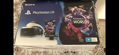 Sony Playstation Vr Worlds With Code Brand New