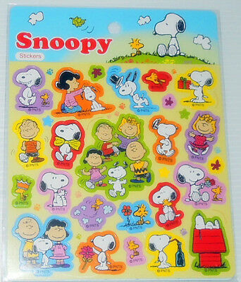 Snoopy 2016' Stickers