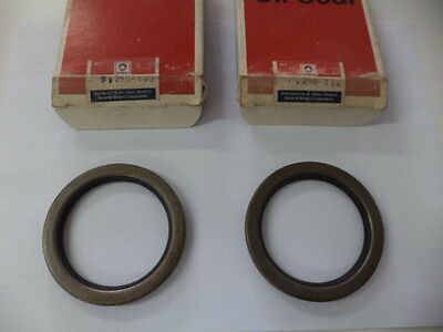 Amc,dodge,ford,gmc,willys Truck 1959-1976,nos Front Wheel Seals National 442380