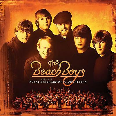 The Beach Boys With The Royal Philharmonic Orchestra [Cd] New & Sealed