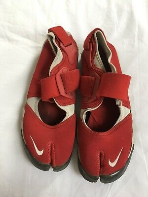 competitive price 7dc76 4ff9b mens Nike air rift trainers size UK 10