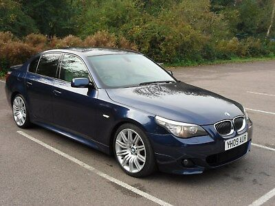 bmw 525d msport bussiness edition