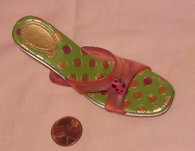 Just The Right Shoe Of Lady Bug; Distributed By Raine 2004