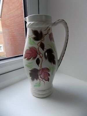 BURSLEM h.j.wood ltd jug/vase