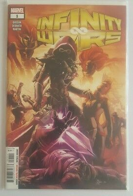 Infinity Wars #1 (Of 6) Nm (2018) 1St Printing  Main Cover Bagged & Boarded