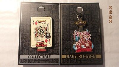 Hard Rock Hotel & Casino Atlantic City 2018 Grand Opening Staff Pin +Bonus