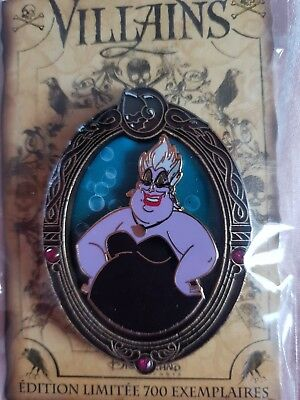 Pin's Disney Villains Ursula EL 700