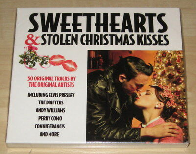 Sweethearts & Stolen Christmas Kisses (2CD 2010). NEW & SEALED