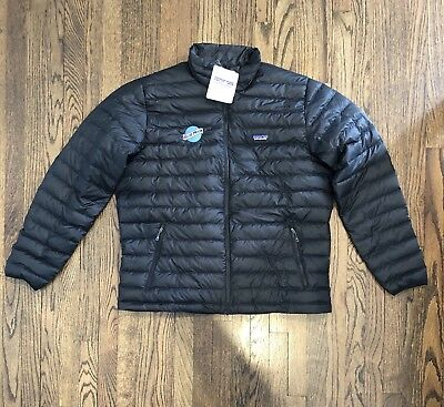 Patagonia Mens Down Sweater Jacket Micro Green Color Nwt 229