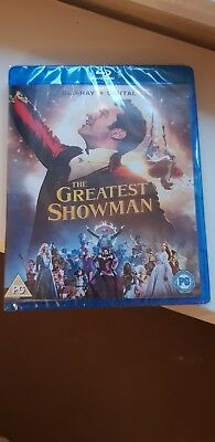 The Greatest Showman [2017] (Blu-ray + Digital Download) New & Sealed