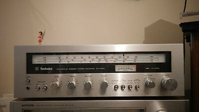 TECHNICS SA-5160L receiver amplifier with turntable input