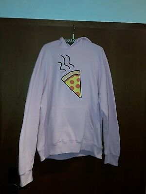 Hoodie Lukas Rieger Pizza