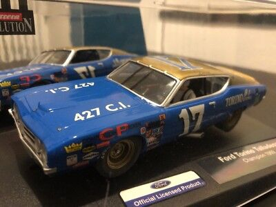 Carrera Evolution 25739 Ford Torino Talladega #17 1969 NEU in org. Box