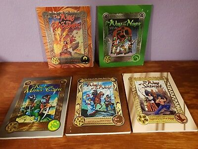 Legend of the Five Rings - Way of the Clans Book 7-11 Rollenspiel Role Play Game