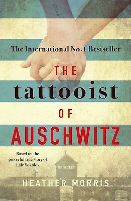 NEW The Tattooist of Auschwitz Bestseller Paperback Book by Heather Morris