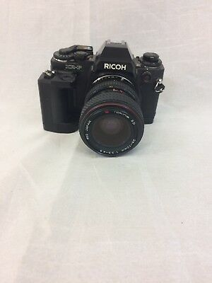 Ricoh XR-P Multi-Program SLR Camera with 28-70mm Lens and Power Grip PARTS (B5)