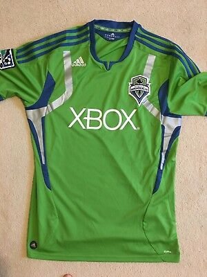 Seattle Sounders FC Football Shirt L