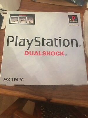 Brand New/Unused/Sealed Sony Playstation 1 Grey Console - New