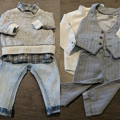 Boys clothes bundle, Age 6-9 months. Next, H&M, F&F.