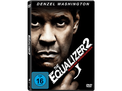 The Equalizer 2   DVD NEU