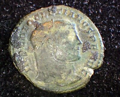 Ancient ROMAN COINS Collections:       DIOCLETIAN    (Enemy of the Christians)