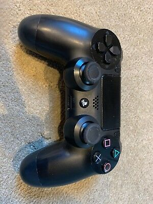 Sony PlayStation DualShock 4 Wireless Controller - Jet Black