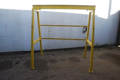 Lifting Gantry A Frame Portable & Demountable Lifting Frame For Block & Tackle