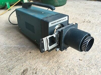 Rank Aldis Tutor 2 slide projector / film strip projector great condition