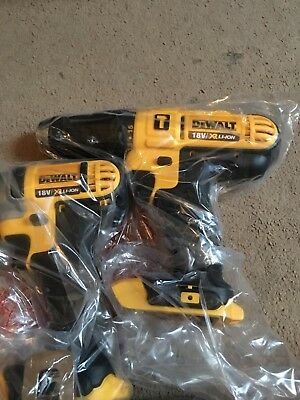 Dewalt 18v Drill and impact driver DCZ298C2