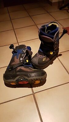 Snowboard boots Step-in 43