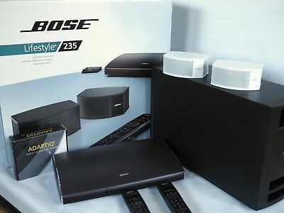Bose Lifestyle 235 Home Entertainment System