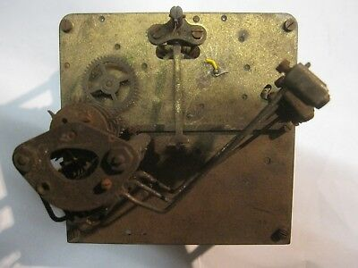 German chime clock movement for spare parts