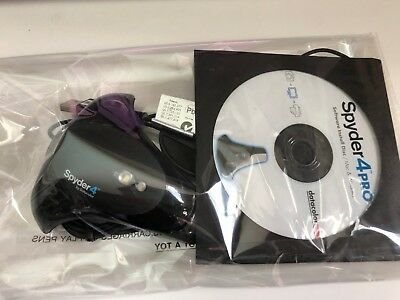 Datacolor Spyder 4 Pro Great Condition