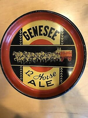 Genessee Beer Tray