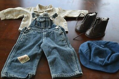 American Girl Kit Hobo Outfit with Boots!
