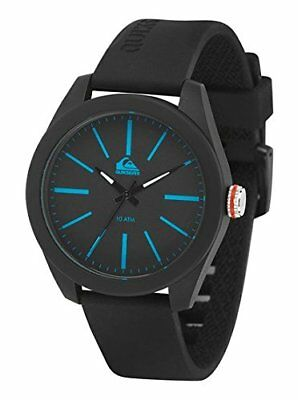 Quiksilver Men's QS/1021WTWT THE YOUNG GUN White Silicone Strap Watch