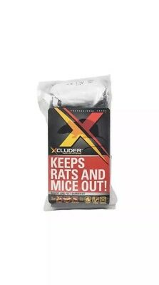 Xcluder Rodent And Pest Control Fill Fabric Large Kit Easy Installation Durable