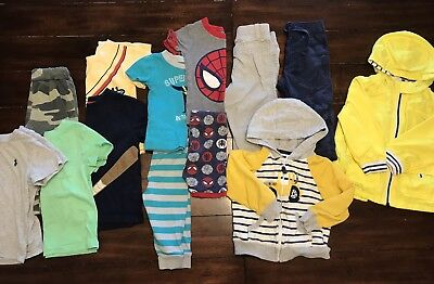 12-18 Month Baby Boy Clothes Lot