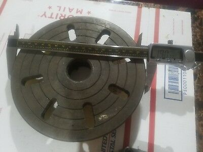 190mm Lathe Face Plate