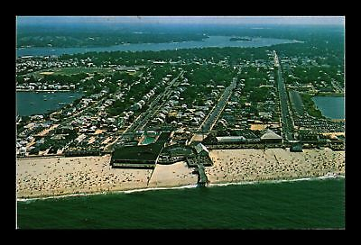 Dr Jim Stamps Us Aerial View Point Pleasant Beach New Jersey View Postcard