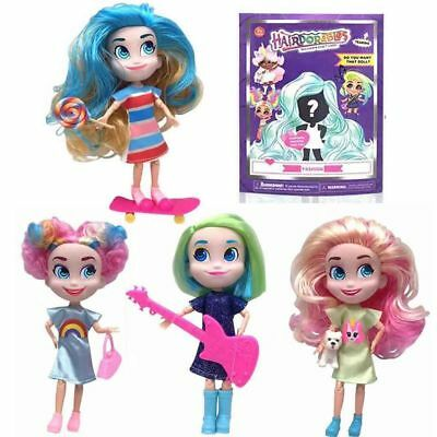Hairdorables Surprise Doll Collectible and Accessories Series Long Hair Girl Toy